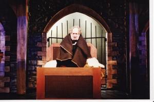 Scrooge (2002); Photographe Maxime Côté